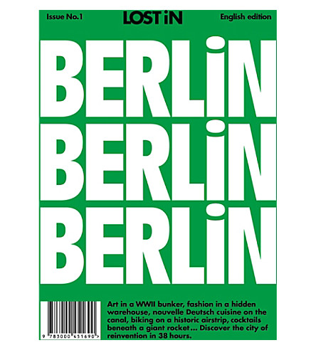 LOST IN Lost in Berlin city guide