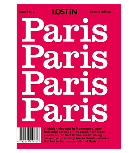 LOST IN Lost In Paris city guide
