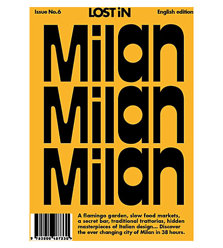 LOST IN Lost In Milan city guide