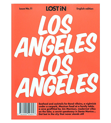 LOST IN 迷失在洛杉矶城市指南