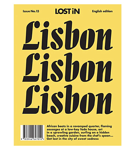 LOST IN Lost In Lisbon city guide