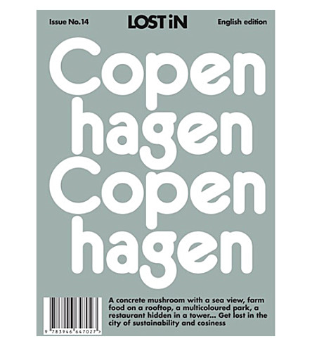 LOST IN Lost In Copenhagen city guide