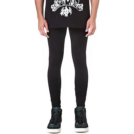 GIVENCHY Jersey leggings (Black