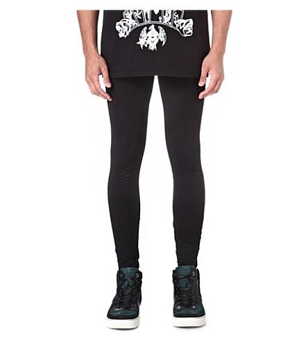GIVENCHY Jersey leggings (Black