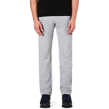 GIVENCHY Panelled jogging bottoms (Grey