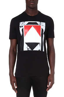 GIVENCHY Marlboro cotton t-shirt