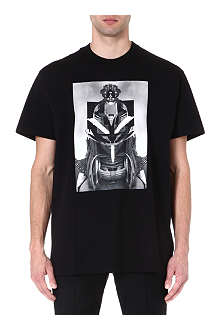 GIVENCHY Tribal Lady t-shirt