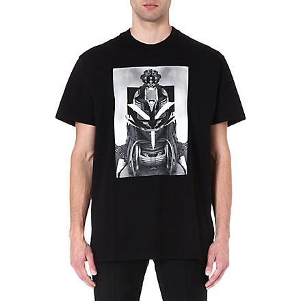 GIVENCHY Tribal Lady t-shirt (Black