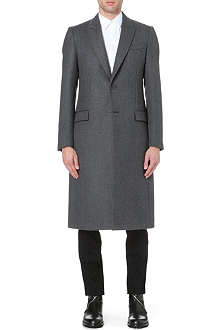GIVENCHY Tailored wool-blend coat