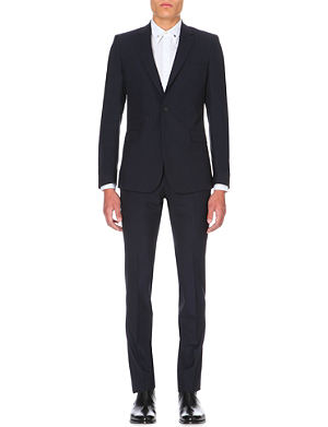 GIVENCHY Two-piece wool suit