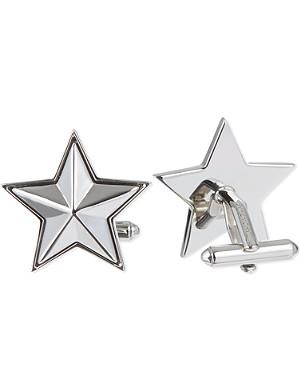 GIVENCHY Star cufflinks