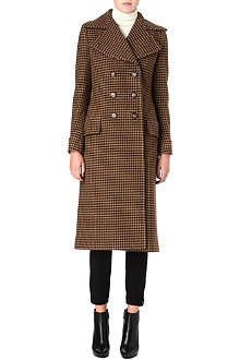 RALPH LAUREN Houndstooth coat