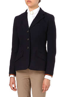 RALPH LAUREN Custom-fit riding jacket
