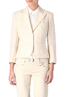 RALPH LAUREN South Shore linen blazer