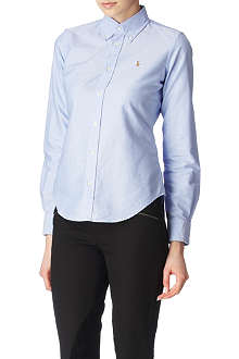 RALPH LAUREN Megan Oxford shirt