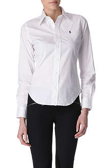 RALPH LAUREN Melanie cotton shirt