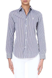RALPH LAUREN Berlynn striped shirt
