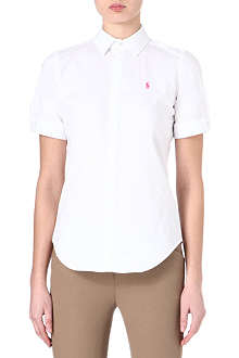RALPH LAUREN Gina short-sleeved shirt