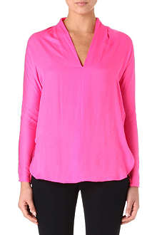 RALPH LAUREN V-neck top