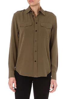 RALPH LAUREN Mollie silk shirt