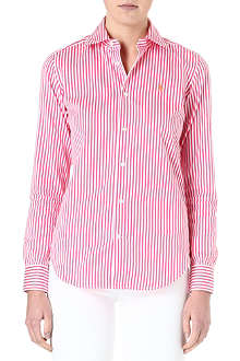 RALPH LAUREN Nadine striped shirt