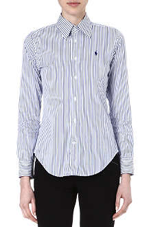 RALPH LAUREN Daren striped shirt