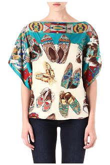 RALPH LAUREN Pepper blouse