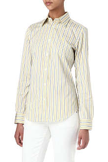 RALPH LAUREN Janice striped shirt