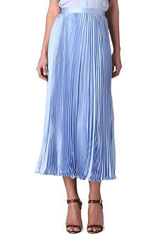 RALPH LAUREN Terry maxi skirt