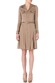 RALPH LAUREN Western shirt dress