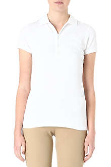 RALPH LAUREN Stretch-cotton polo shirt
