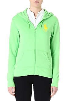 RALPH LAUREN Zip-up hoody