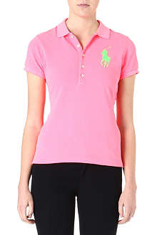 RALPH LAUREN Big pony player polo shirt