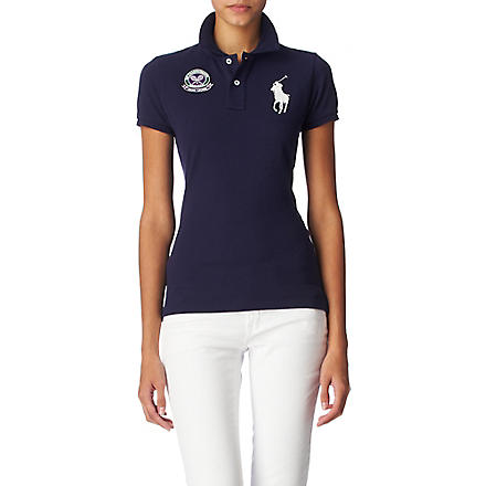RALPH LAUREN Wimbledon polo shirt (Navy