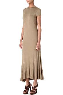 RALPH LAUREN Lena jersey maxi dress