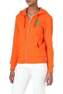 RALPH LAUREN Fleece hoody