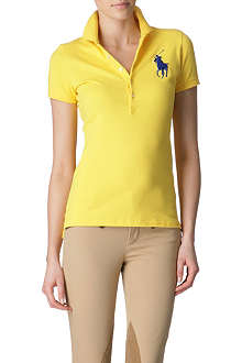 RALPH LAUREN Bright polo shirt