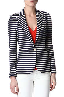 RALPH LAUREN Striped jacket