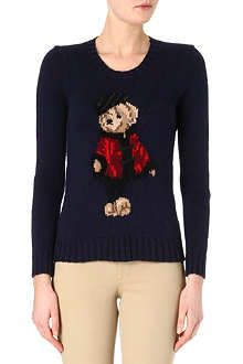 RALPH LAUREN Polo Bear jumper