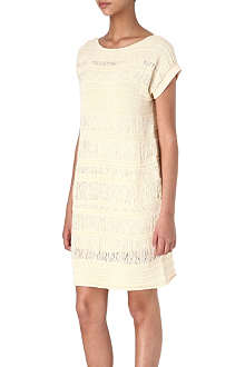 RALPH LAUREN Knitted tunic dress
