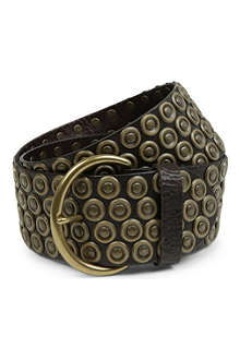 RALPH LAUREN Studded belt