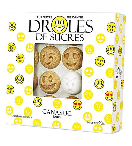 CANASUC Smiley sugar 90g
