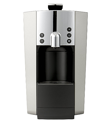 STARBUCKS Starbucks Verismo 600 coffee machine in silver