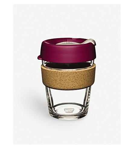 KEEPCUP Farringdon reusable coffee cup medium 330ml