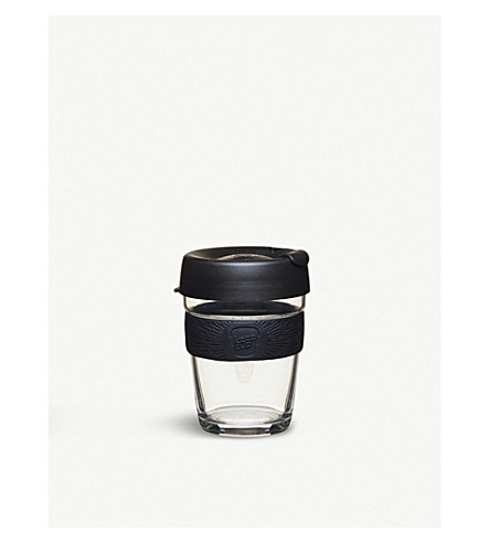 KEEPCUP Reusable glass coffee cup medium 340ml