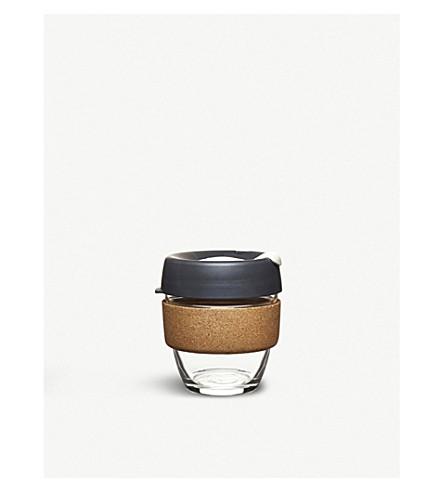 KEEPCUP 软木可重复使用咖啡杯小227毫升