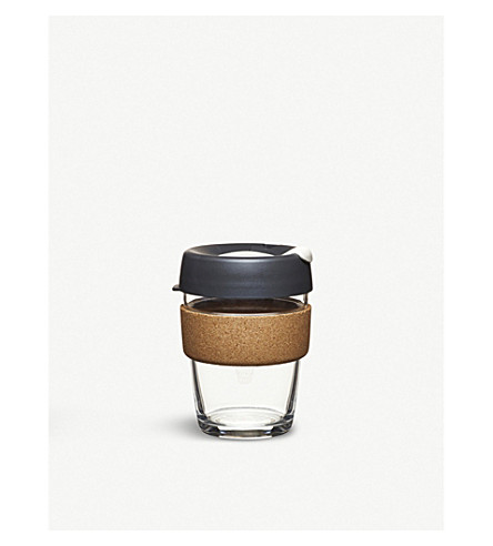 KEEPCUP Cork reusable coffee cup medium 340ml
