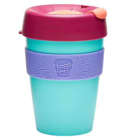 KEEPCUP Blossom reusable coffee cup 340ml