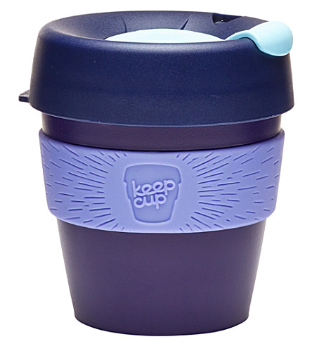 KEEPCUP Blueberry reusable coffee cup small 227ml
