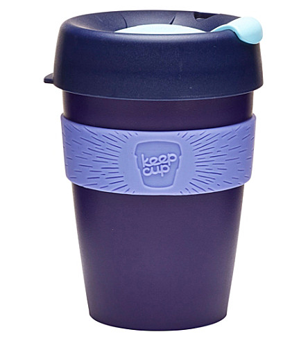 KEEPCUP Blueberry reusable coffee cup 340ml
